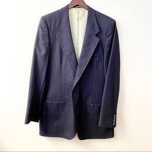 Valentino Uomo Men's 100% Wool Two Piece Suit 44R